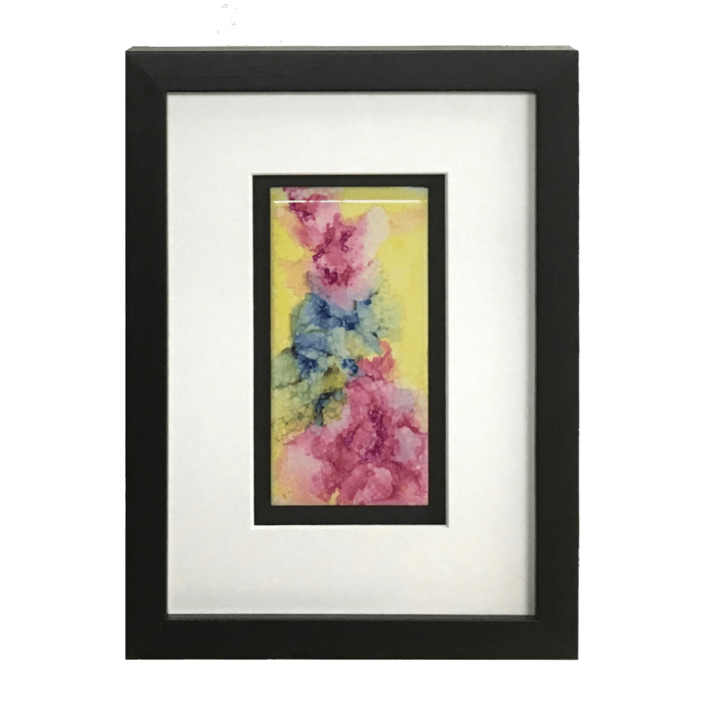 Framed Tile Artwork